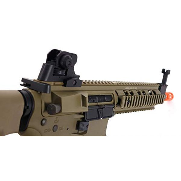 Elite Force Airsoft Rifle 3 Elite Force Ares Amoeba AM-008 AEG Gen.5 Airsoft Rifle in Tan