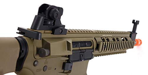 Elite Force  3 Elite Force Ares Amoeba AM-008 AEG Gen.5 Airsoft Rifle in Tan
