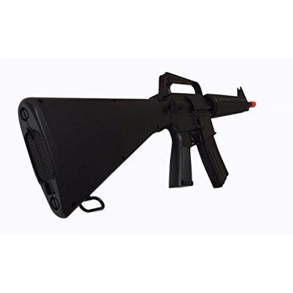 Well Airsoft Rifle 4 Well Airsoft M16A1 Spring Rifle Airsoft Gun