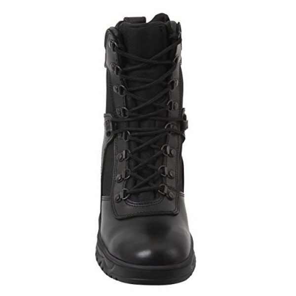 """Rothco Combat Boot 3 Forced Entry Tactical Boot with Side Zipper / 8"""""""