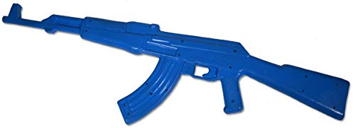 Ring to Cage  2 Ring to Cage Demonstrator Training Plastic Blue AK-47 Blue Gun