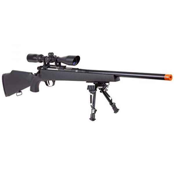 TSD Airsoft Rifle 2 TSD UHC Super X-9 Double Bolt, Airsoft Rifle, Stick Mag