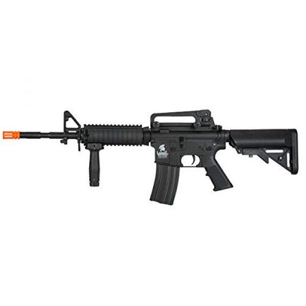 Lancer Tactical Airsoft Rifle 1 Lancer Tactical M4 RIS Gen 2 AEG Airosft Rifle