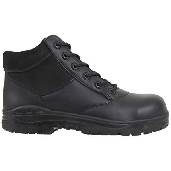 """Rothco Combat Boot 1 Forced Entry 6"""" Composite Toe Tactical Boots"""