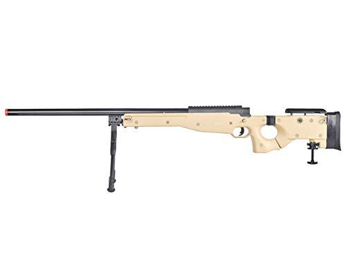 Well  1 Well MB08 Airsoft Sniper Rifle W/Bipod - Tan