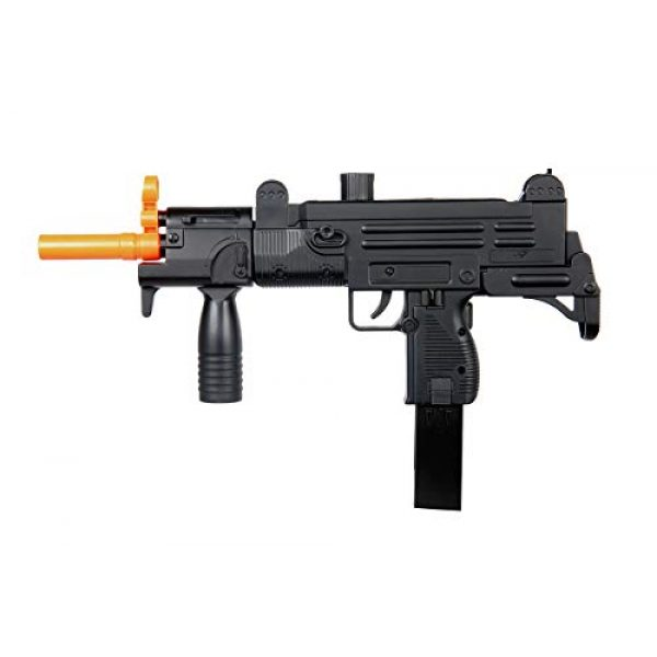 Double Eagle Airsoft Rifle 1 Double Eagle m35 Tactical Uzi Airsoft SMG Spring Powered Pistol(Airsoft Gun)