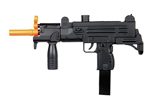 Double Eagle  1 Double Eagle m35 Tactical Uzi Airsoft SMG Spring Powered Pistol(Airsoft Gun)