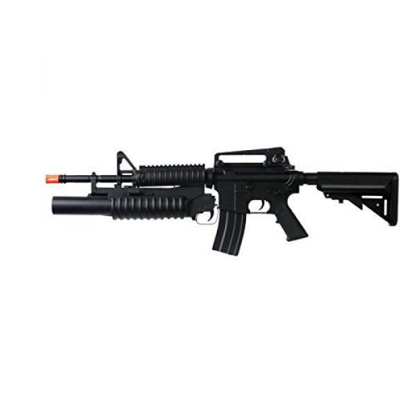 Double Eagle Airsoft Rifle 1 M4 M16 Grenade Electric Airsoft Rifle LPEG AEG