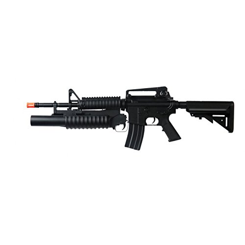 Double Eagle  1 M4 M16 Grenade Electric Airsoft Rifle LPEG AEG