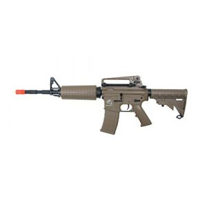SRC Airsoft Rifle 1 src aeg-the dragon m4a1 nimah/charger included-metal gb(Airsoft Gun)