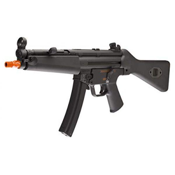 Elite Force Airsoft Rifle 2 Elite Force HK Heckler & Koch MP5 AEG Automatic 6mm BB Rifle Airsoft Gun, MP5 A4 Elite Series, Multi, One Size (2262061)