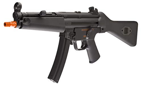 Elite Force Airsoft Rifle 2 Elite Force HK Heckler & Koch MP5 AEG Automatic 6mm BB Rifle Airsoft Gun, MP5 A4 Elite Series, Multi, One Size (2262061)