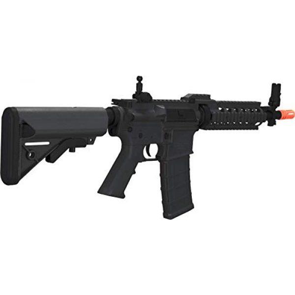 Tippmann Airsoft Airsoft Rifle 7 Tippmann Basic Training CQB AEG Airsoft Marker - Black