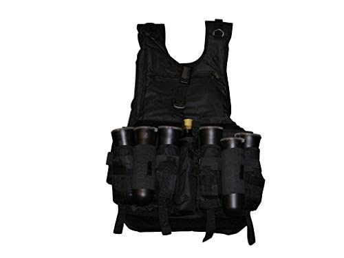 GXG  2 GXG Deluxe Tactical Paintball Vests