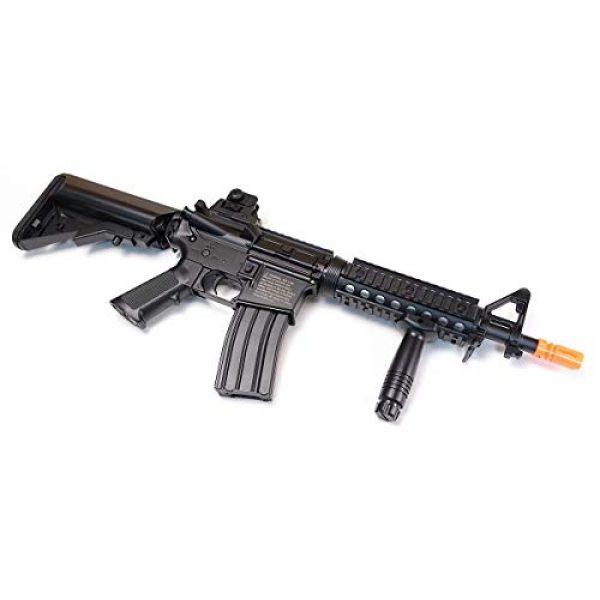 Umarex Airsoft Rifle 4 Umarex Tactical Force M4 CQB KIT Black