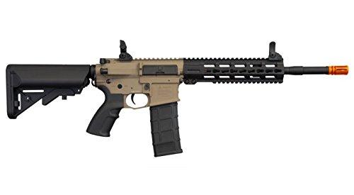 "Hsa  4 Hsa Tippmann Commando 14.5"" 6mm AEG Carbine (Battery & Charger) - TAN"