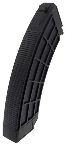 SportPro  5 SportPro 520 Round Polymer Thermold Waffle High Capacity Magazine for AEG AK47 AK74 Airsoft - Black