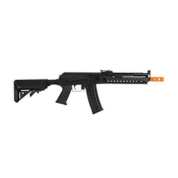 Lancer Tactical Airsoft Rifle 1 Lancer Tactical LT-10 Electric Airsoft Rifle RIS AEG Metal Gear 380-FPS