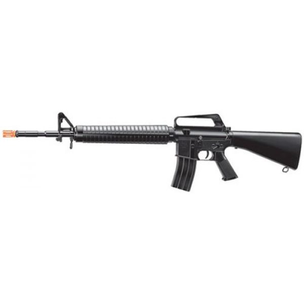 Airsoft Airsoft Rifle 1 M16a1 Style Airsoft Spring Powered Rifle 1/1 Scaled