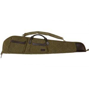 Allen Company Rifle Case 1 Allen Company - North Platte Heritage Series - Vintage Set - Rifle Case / Shotgun Case / Takedown Case / Backpack / Range Bag / Gun Sling (36 / 48 / 52 inches) - Olive Green