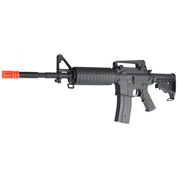 P-Force Airsoft Rifle 2 p-force 031 m4 full metal electric w/battery & charger (metal gb)(Airsoft Gun)