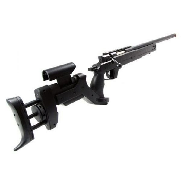 Well Airsoft Rifle 3 Well MB05A AWM APS2 Spring Bolt Action Airsoft Sniper Rifle