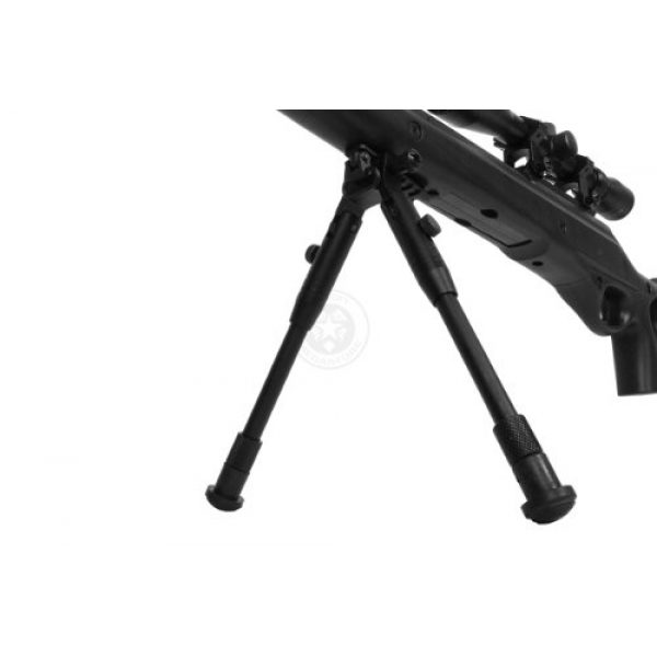 Well Airsoft Rifle 7 wellfire mb10d bolt action sniper rifle w/ 3-9x40 scope and bipod(Airsoft Gun)