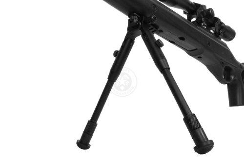 Well  7 wellfire mb10d bolt action sniper rifle w/ 3-9x40 scope and bipod(Airsoft Gun)