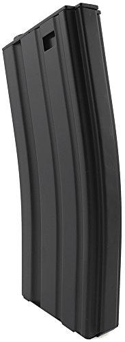 SportPro  5 SportPro CYMA 190 Round Metal Medium Capacity Magazine for AEG M4 M16 3 Pack Airsoft - Black