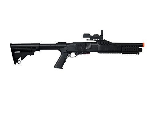 UKARMS  5 UKARMS Tactical Specialist RIS Spring Airsoft Shotgun FPS-320 w/Accessories