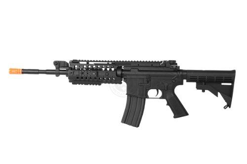 Jing Gong (JG) Airsoft Rifle 3 JG m4 s-system metal airsoft electric gun fb6613(Airsoft Gun)