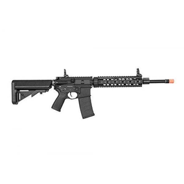 KWA Airsoft Rifle 2 KWA RM4 SR10 AEG3 ERG Airsoft Rifle w/ Recoil & Quick-Change Spring