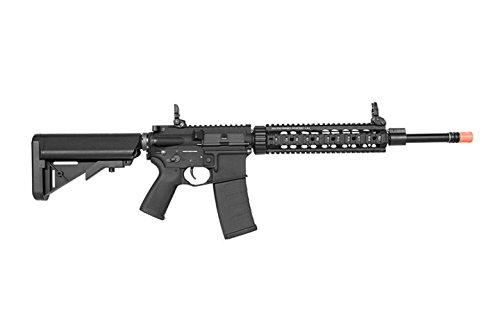 KWA  2 KWA RM4 SR10 AEG3 ERG Airsoft Rifle w/ Recoil & Quick-Change Spring