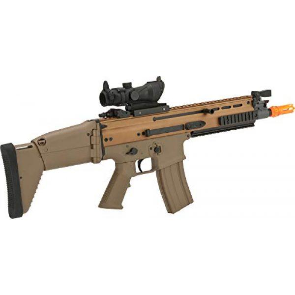 FN Airsoft Rifle 2 FN Scar L AEG - Tan