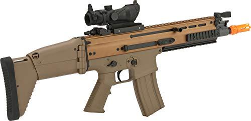FN  2 FN Scar L AEG - Tan