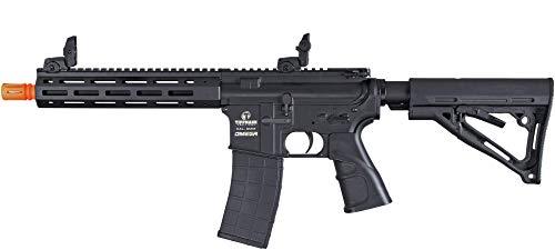 Tippmann Airsoft  1 Tippmann Omega CQB - 12-Gram Airsoft Rifle - Black