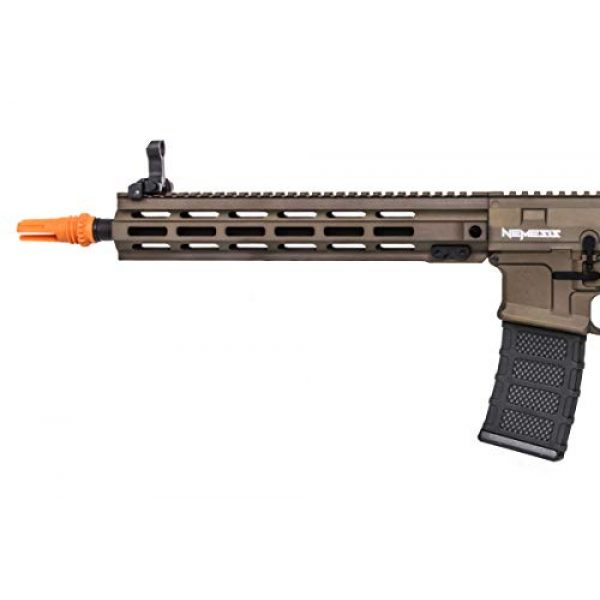 Classic Army Airsoft Rifle 4 Classic Army Nemesis Gen2 LS12 M4 Carbine AEG Airsoft Rifle w/BAS Stock (Bronze)