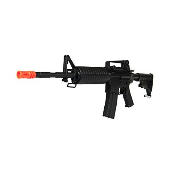 CYMA Airsoft Rifle 4 CYMA M4A1 AEG Semi/Full Auto Electric Airsoft Rifle Gun Ver. 2 Gearbox High Capacity Magazine FPS 340