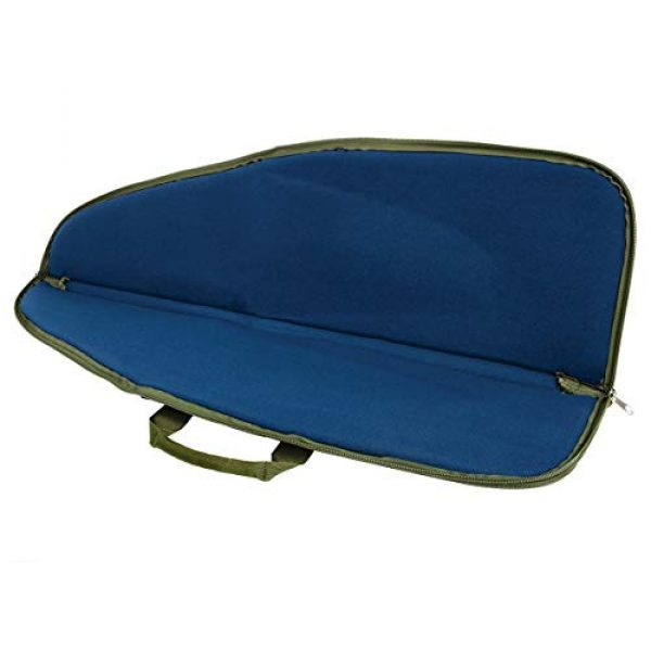 NcSTAR Rifle Case 5 NcSTAR VISM Deluxe Padded Rifle Case with External Magazine Pockets