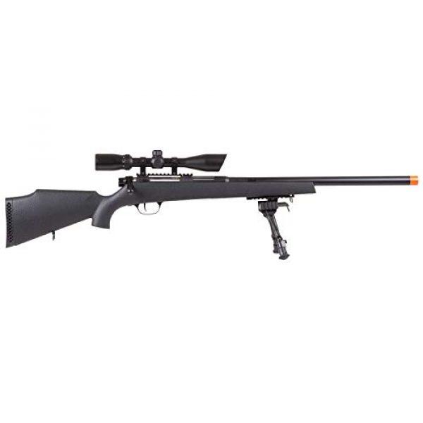 TSD Airsoft Rifle 3 TSD UHC Super X-9 Double Bolt, Airsoft Rifle, Stick Mag