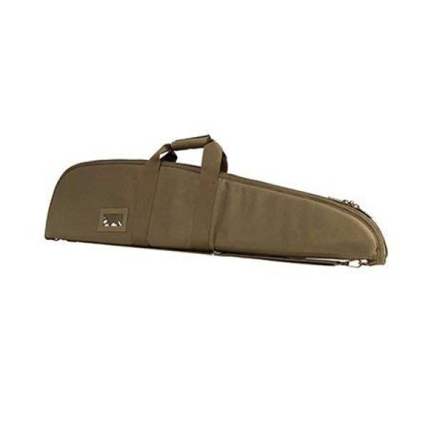 NcSTAR Rifle Case 4 NcSTAR 2906 Gun Case 42in L X 9in H, Tan