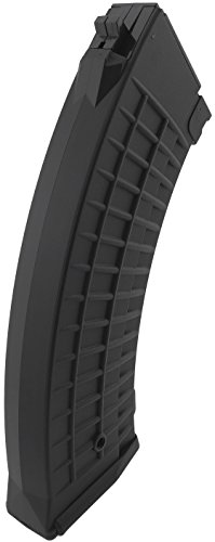 SportPro  4 SportPro 150 Round Polymer Thermold Waffle Medium Capacity Magazine for AEG AK Airsoft