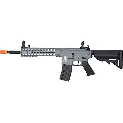 "Lancer Tactical  1 LANCER TACTICAL Gen 2 LT-19 Carbine 10"" AEG Automatic Aerosoft Gun"