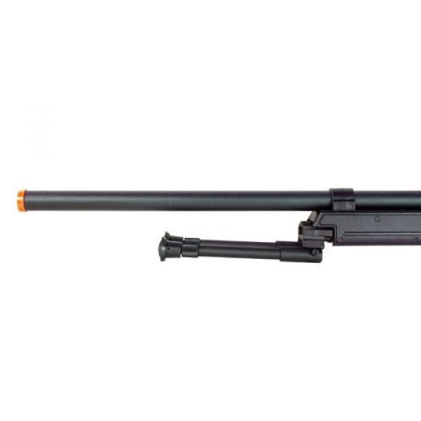 Well Airsoft Rifle 4 Well MB06 SR-2 Tactical Airsoft Sniper Rifle w/ 3-9x40 Scope & Bipod Bolt Action Airsoft Sniper