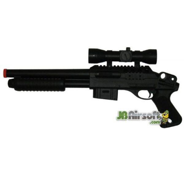 Double Eagle Airsoft Rifle 1 double eagle m47 b2 spring airsoft shotgun(Airsoft Gun)