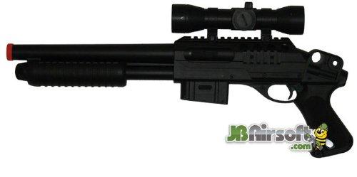 Double Eagle  1 double eagle m47 b2 spring airsoft shotgun(Airsoft Gun)