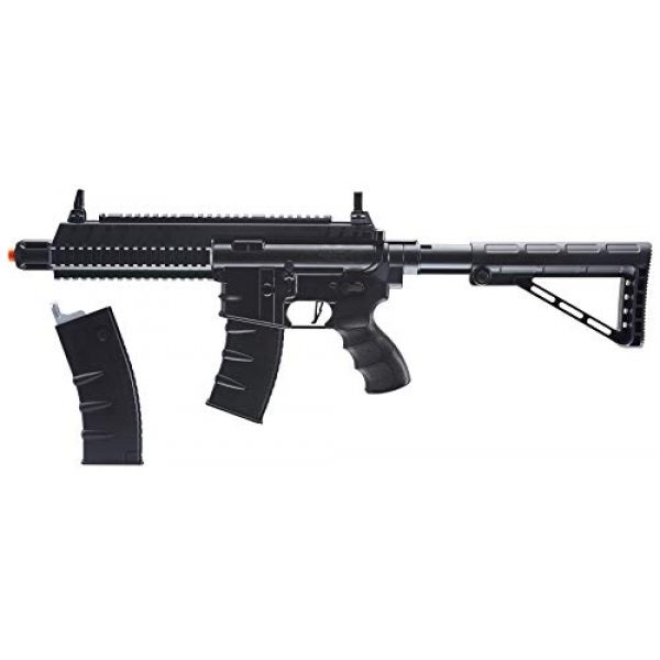 Elite Force Airsoft Rifle 2 Elite Force Tactical Force TF CQB 6mm BB Rifle Airsoft Gun, Standard Action, Multi, One Size (2278990)