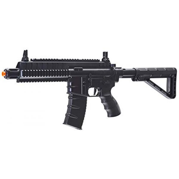 Elite Force Airsoft Rifle 3 Elite Force Tactical Force TF CQB 6mm BB Rifle Airsoft Gun, Standard Action, Multi, One Size (2278990)