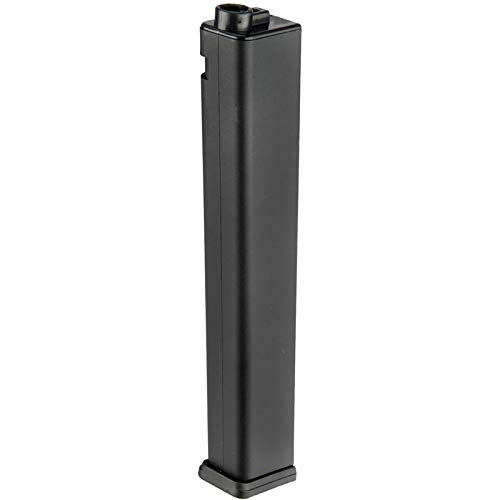 Lancer Tactical  1 Lancer Tactical Classic Army X9 120rd Mid-Cap Airsoft Magazine Black