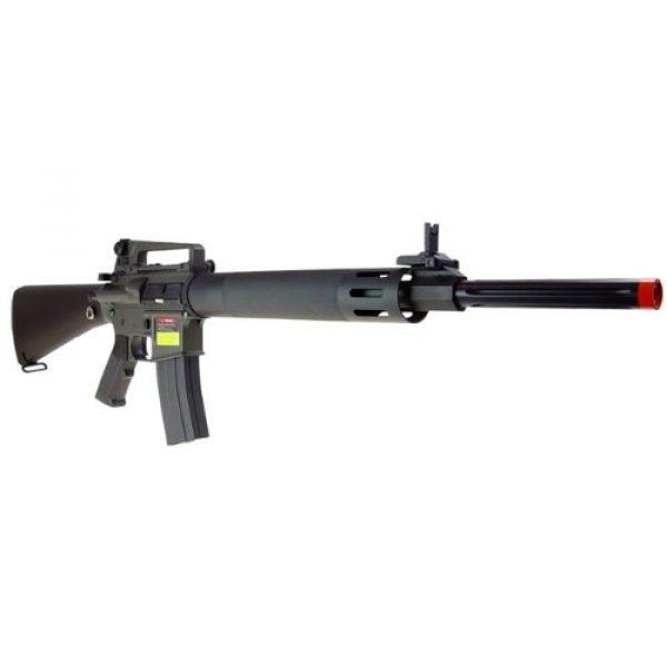 Jing Gong (JG) Airsoft Rifle 2 jing gong m16 ufc fully automatic aeg airsoft rifle(Airsoft Gun)